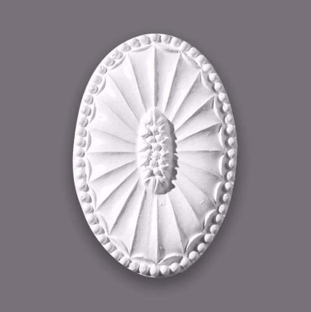 Small Oval Enrichment 15C