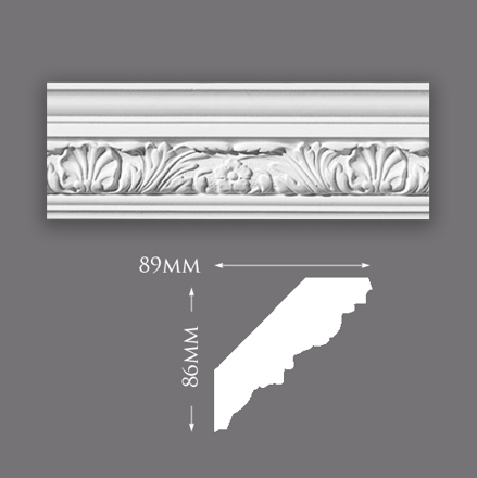 Picture of Small Swindon Plaster Cornice