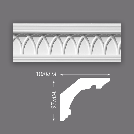 Picture of Vault Plaster Cornice