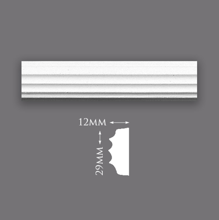 Picture of Plain Fluted Panel