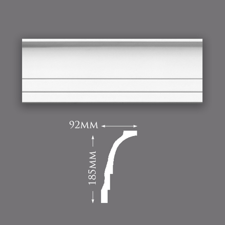Picture of Art Deco Plaster Cornice