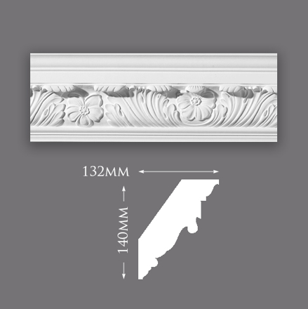Picture of Dutch Classic Plaster Cornice