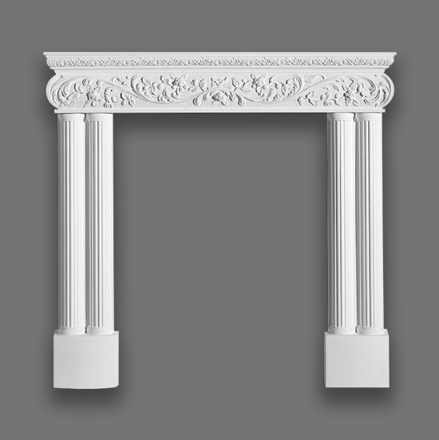 Berkeley Fire Surround
