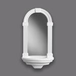 Mirror Plaster Niche