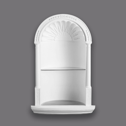 sorrento plaster niche