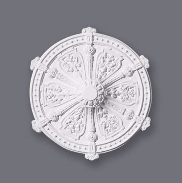 Georgian Star Shield Centrepiece