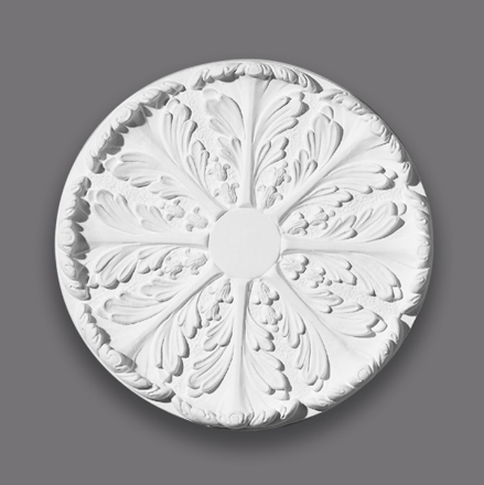 Regency Acanthus Leaf With Radials Centrepiece
