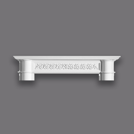 Fulwood Inset Fire Surround