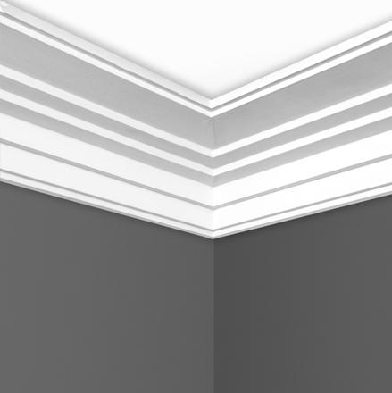 C0160 Step plaster cornice
