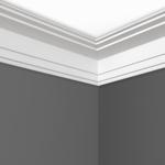 C0155 Step plaster cornice