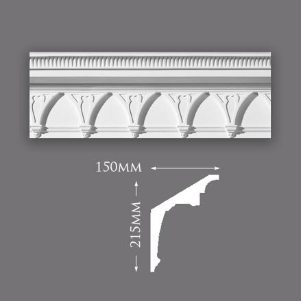 Picture of Sample - Rib & Vault Plaster Cornice