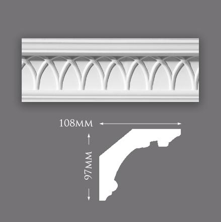 Picture of Sample - Vault Plaster Cornice