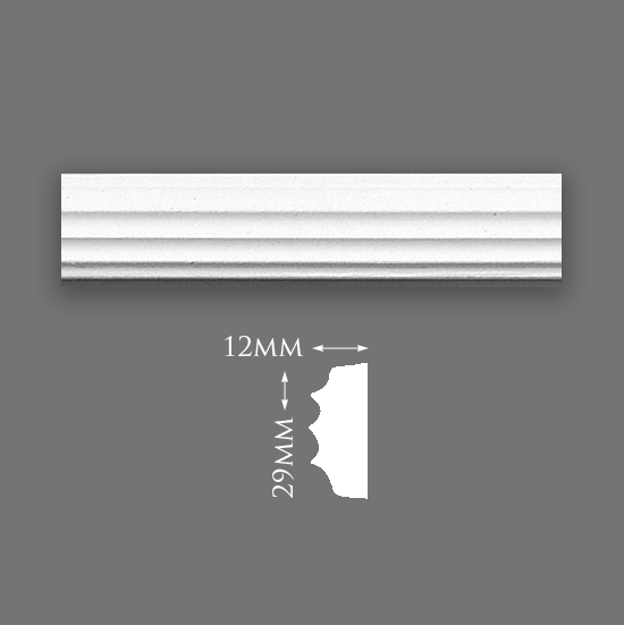 Picture of Sample - Plain Fluted Panel