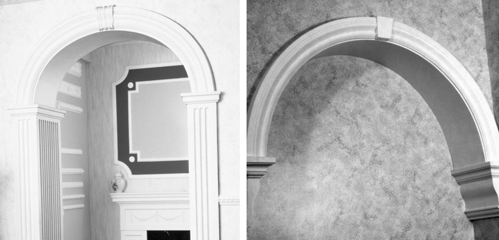 hodkin and jones plaster arches